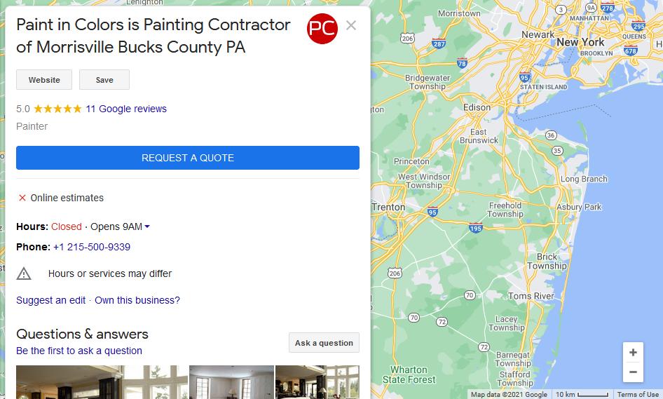 exterior painter